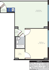 650 Square Feet Flushing House Floor Plans