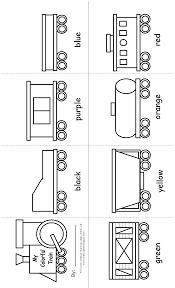 train templates printables fonts templates pinterest