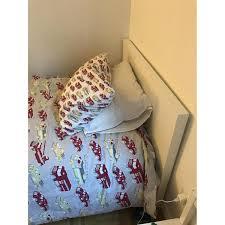 ikea malm twin size low bed frame w luroy slats aptdeco