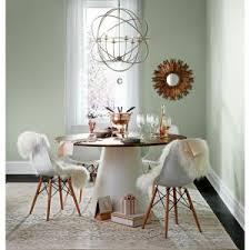 White Plastic Dining Chair Baxton Studio Azzo White Plastic Dining Chairs Set Of 2 2pc 3320