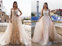 convertible mermaid wedding dress best 25 convertible wedding dresses ideas on wedding