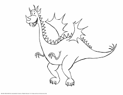 coloring pages dragon newcoloring123