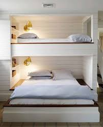Wall Bunk Beds 20 Inspirations Of Bunk Beds Built Into The Wall