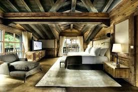 chambre chalet montagne deco chalet interieur beautiful salon chalet montagne la menuiserie