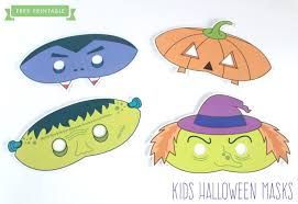 Kids Halloween Printables by Free Halloween Mask Printables U2013 Fun For Halloween