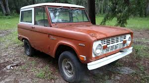 ford bronco 1970 ford bronco in florida for sale used cars on buysellsearch