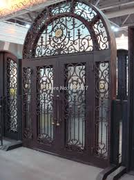 online buy wholesale custom iron door from china custom iron door