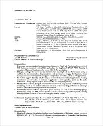 Architectural Resume Examples by Architect Resume Template 5 Free Word Pdf Documents Download