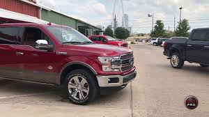 all new 2018 ford f 150 king ranch edition youtube