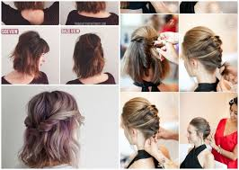 Frisuren F Kurze Haare Zum Selber Machen by Schöne Frisuren Für Kurze Haare Zum Selber Machen Bob Frisuren