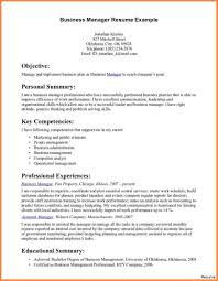 professional business resume template best business manager resume sle 2016 management 3a summary