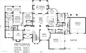 five bedroom home plans simple 5 bedroom house plans floor plans for a 5 bedroom house