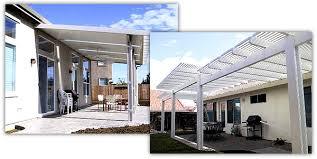 Insulated Aluminum Patio Cover Aluminum Patio Cover Installation In Riverside U2013 Duralum Tenco