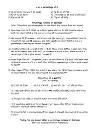 gcse ks3 ratio and proportion problem worksheets by