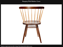 nakashima straight backed chair products new york times and new