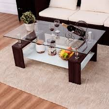 Rectangular Coffee Table Living Room - coffee tables living room furniture for less overstock com