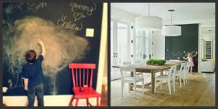 dining room chalkboard chalkboard paint ideas foucaultdesign com