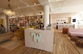 women u0027s co working space the wing expanding into brooklyn wsj