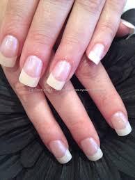 nail polish french tips nails gallery