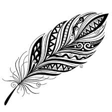 28 best henna feather tattoo images on pinterest hennas asia