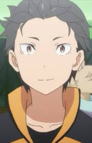 subaru anime character subaru natsuki cosplay pinterest subaru anime and characters