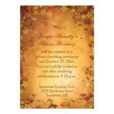 Reception Only Invitations Reception Only Wedding Invitations U0026 Announcements Zazzle