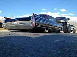 Cool Looking - find used 1964 cadillac slammed bagged cool looking