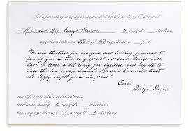 Invitation Card Formal Formal Response Card Etiquette Mind Your Rsvps U0026 Qs