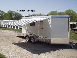 Enclosed Trailer Awning For Sale Awnings For Enclosed Cargo Trailers