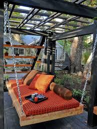 Backyard Swing Ideas 32 Creative Porch And Backyard Swing Ideas Home Design Garden