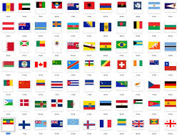 Country Flag Images Wes Bos On Twitter