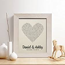 cotton anniversary gifts for him personalized 2nd cotton anniversary gift for him or