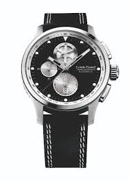 louis erard 1931 collection swiss automatic black silver men u0027s
