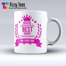 award for best nanny mug buy gift mugs