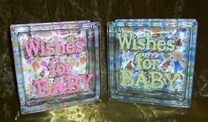 photo baby shower wishes book image