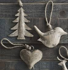 rustic silver ornament from elizabeth s embellishments