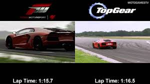 lamborghini aventador top gear episode forza motorsport 4 vs top gear lamborghini aventador lp700 4