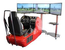 siege simulation auto postes de conduite develter