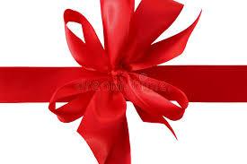 big present bow big bow stock image image 1515911