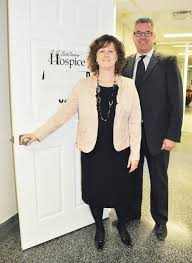 Hospital Executive Director Beth Donovan Hospice Moves Into New Office Space At Kemptville