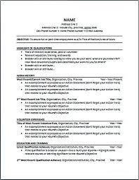 most recent resume format gallery of most recent resume format resume format