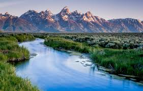 Wyoming mountains images Grand teton national park mountains lake wyoming usa national park jpg
