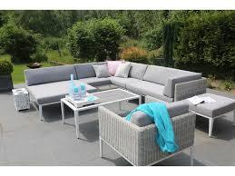 canap r sine stunning salon de jardin canape d angle resine tressee noir tropical