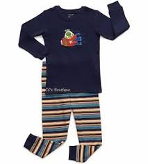 boys frogmouth boutique pajamas 2t 3t 4t nwt cotton ufo