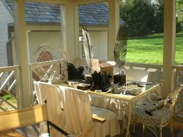 small screen porch decorating ideas home design ideas