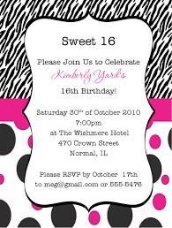 birthday party invite wording stephenanuno com