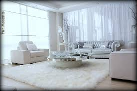 White Area Rug White Faux Fur Area Rug Buy Archives Home Improvementhome