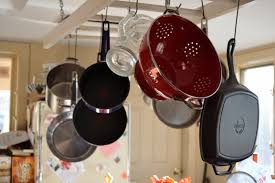 Kitchen Island Pot Rack by Kitchen Island Hanging Pot Racks Kitchen Update Your Kitchen In