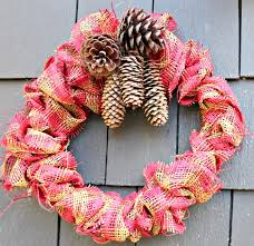 burlap christmas wreath burlap christmas wreath new house new home