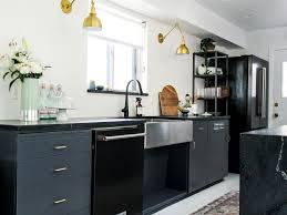 grey kitchen cabinets what color walls the 7 best kitchen cabinet paint colors